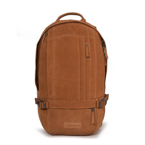 Floid Suede Rust by Eastpak - Front view