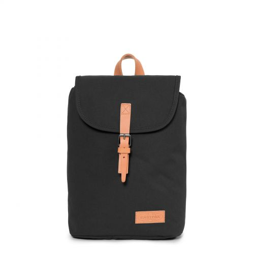 Casyl Super Black Backpacks by Eastpak - Front view