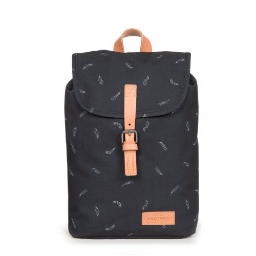Casyl Minimal Feather Backpacks by Eastpak - Front view