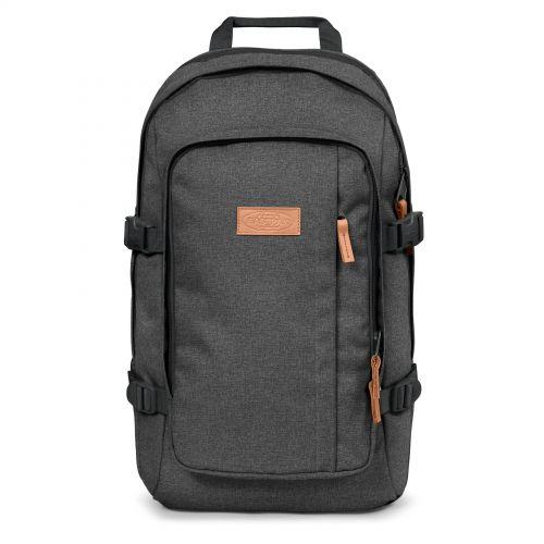 Evanz Black Denim Laptop by Eastpak - view 1