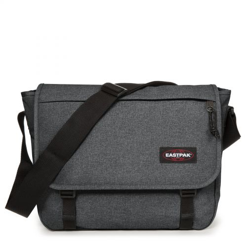 Delegate + Black Denim Laptop by Eastpak - view 1