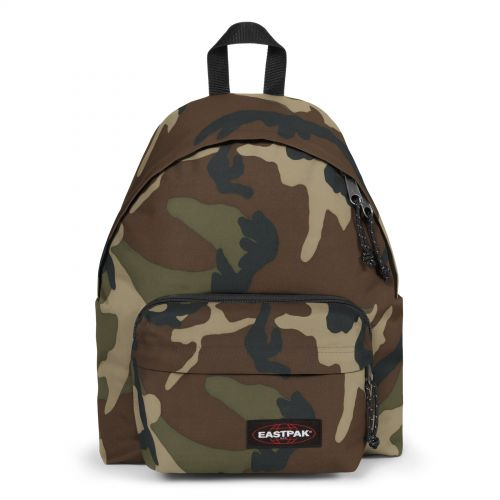 Padded Travell'r Camo Travel by Eastpak - view 1