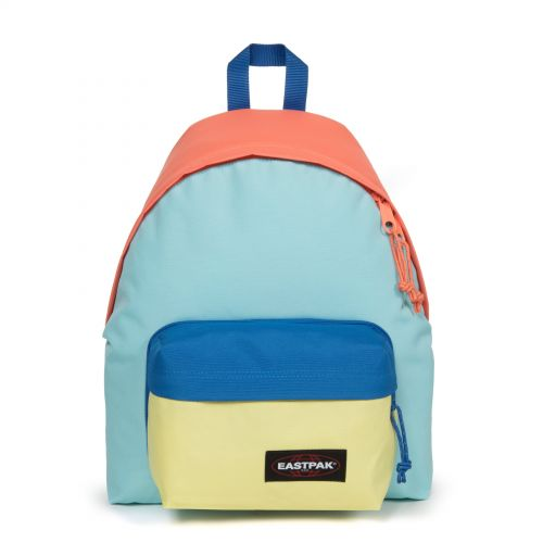 Padded Travell'r Blocked Blue Travel by Eastpak - view 1