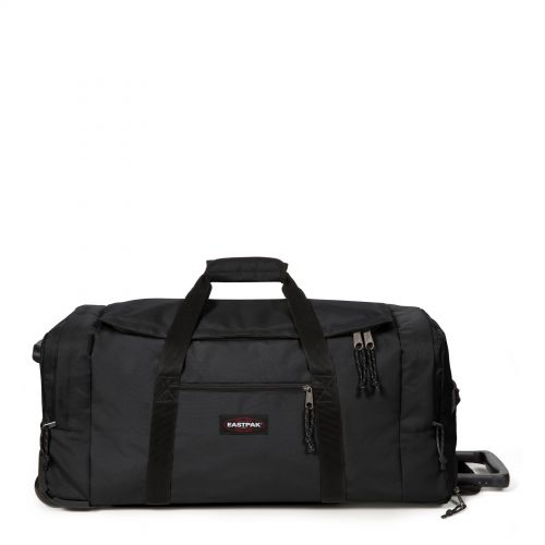 Leatherface M + Black Luggage by Eastpak - Front view
