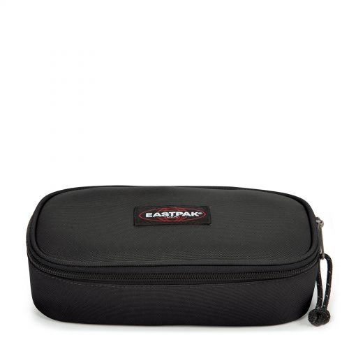 Oval XL Black Accessories by Eastpak - Front view