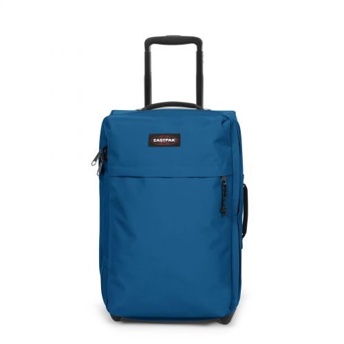Traf'ik Light S Urban Blue Luggage by Eastpak - Front view