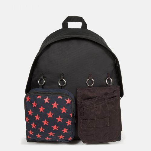 Raf Simons Padded Doubl'r Red Star Special editions by Eastpak - view 1
