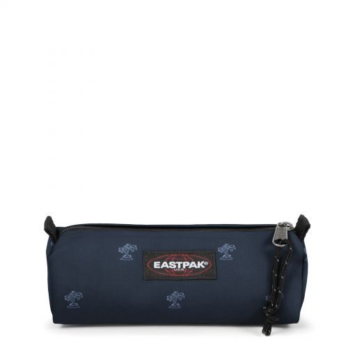 Benchmark Palm Tree Navy Accessories by Eastpak - Front view