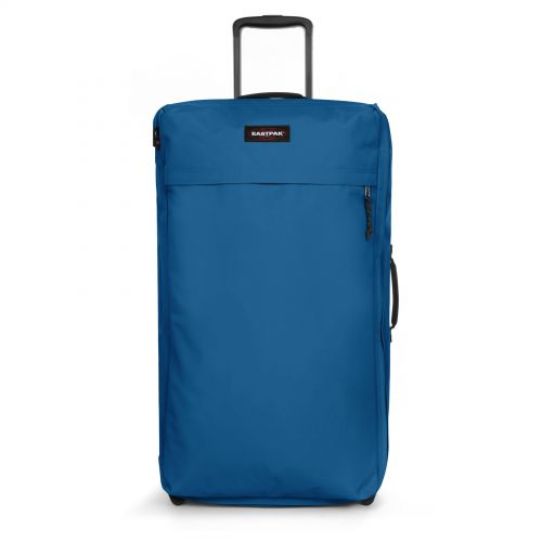 Traf'ik Light L Urban Blue Luggage by Eastpak - Front view