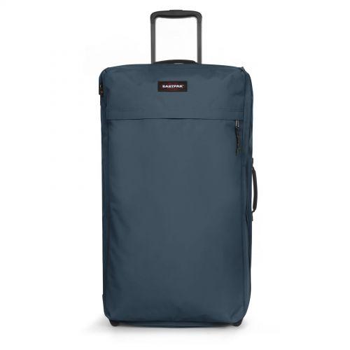 Traf'ik Light L Ocean Blue Large Suitcases by Eastpak - view 1