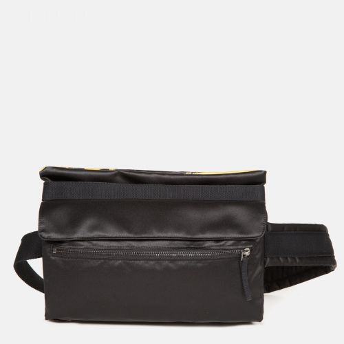 Raf Simons Poster Waistbag Satin Punk Yellow View all by Eastpak - view 1