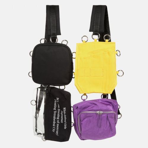 Raf Simons Pocketbag Loop Quote Special editions by Eastpak - view 1