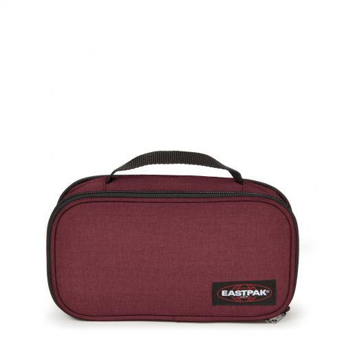 Flat Oval L Crafty Wine Oval by Eastpak - view 1