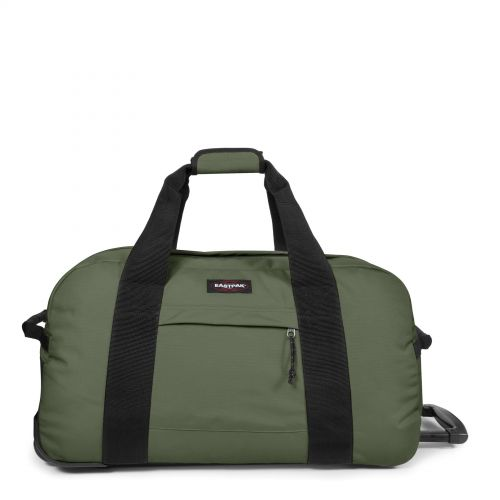 Container 65 Current Khaki Luggage by Eastpak - Front view