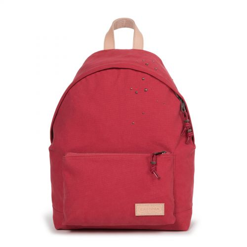 Padded Sleek'r Studded Rose by Eastpak - Front view