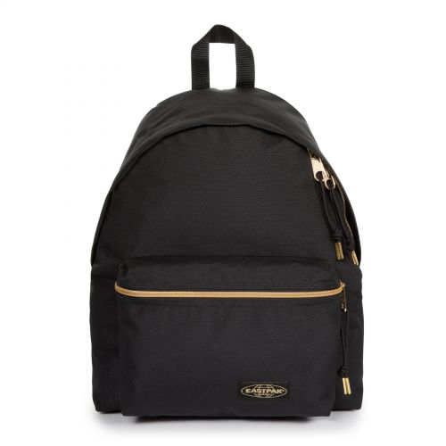 Padded Pak'r® Goldout Black-Gold Under £70 by Eastpak - view 1
