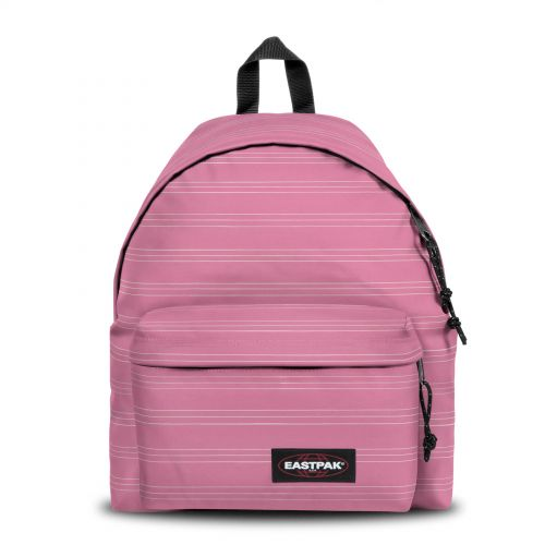Padded Pak'r® Stripe-it Marshmellow Around Town by Eastpak - view 1