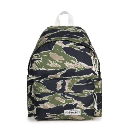 Padded Pak'r® Camo'ed Forest Around Town by Eastpak - view 1