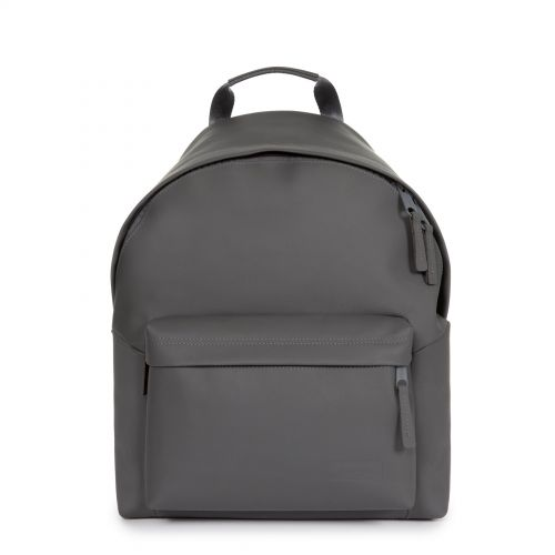Padded Pak'r® Ath-leather Grey Leather by Eastpak - view 1