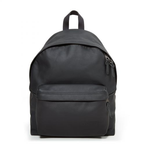 Padded Pak'r® Black Ink Leather Leather by Eastpak - view 1