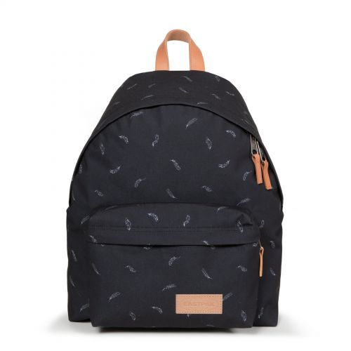 Padded Pak'r® Minimal Feather Backpacks by Eastpak - Front view
