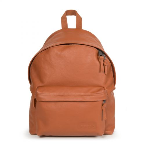 Padded Pak'r® Brandy Leather Leather by Eastpak - view 1