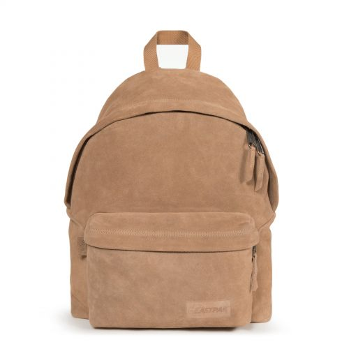 Padded Pak'r® Suede Brownie Leather by Eastpak - view 1