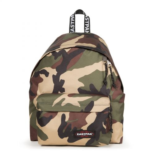 Padded Pak'r® Camo Webbed Around Town by Eastpak - view 1