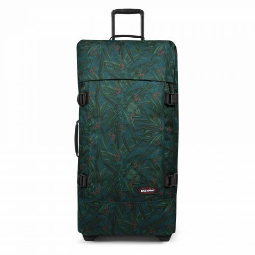 Tranverz L Brize Mel Dark Luggage by Eastpak - Front view
