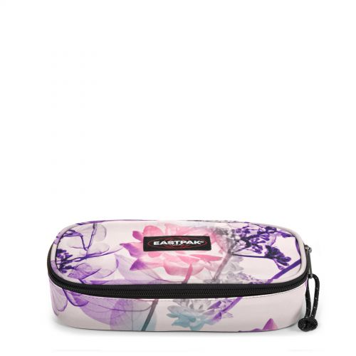 Oval Pink Ray Accessories by Eastpak - Front view