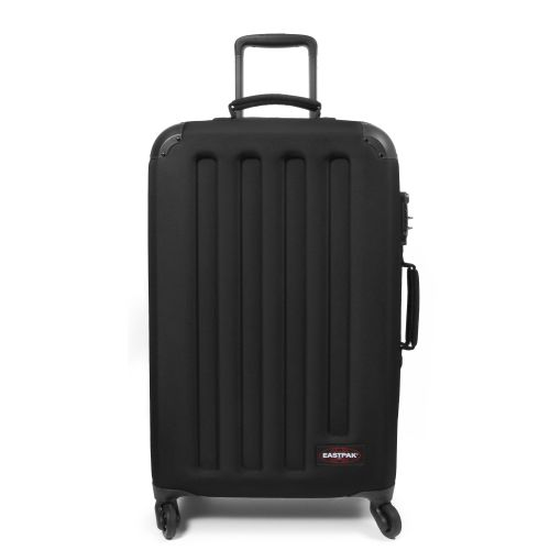 Tranzshell M Black Luggage by Eastpak - Front view