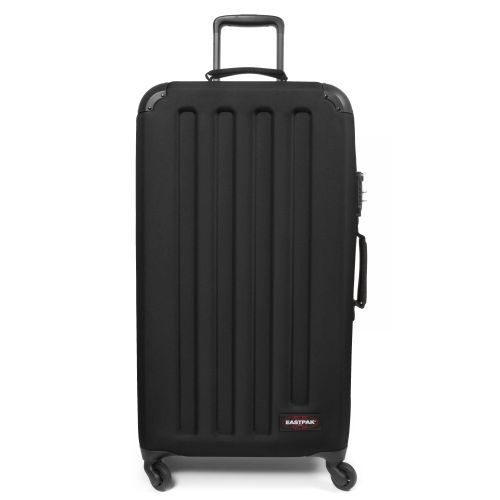 Tranzshell L Black Luggage by Eastpak - Front view