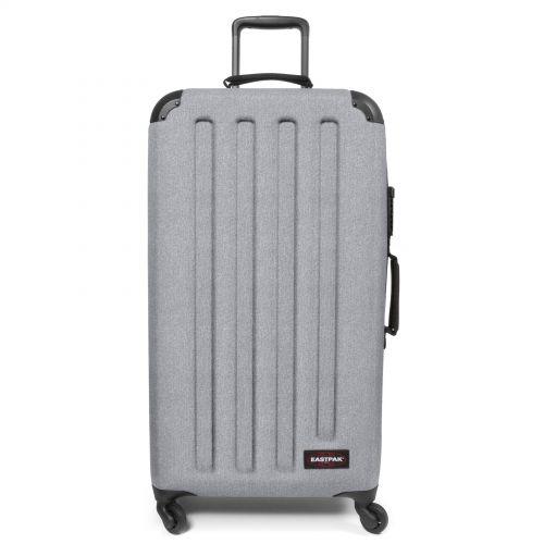 Tranzshell L Sunday Grey Hard Luggage by Eastpak - view 1