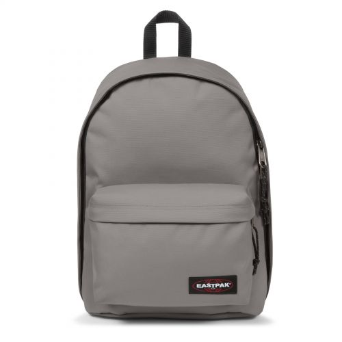Out Of Office Concrete Grey by Eastpak - Front view