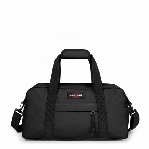 Compact + Black Weekend & Overnight bags by Eastpak - view 1