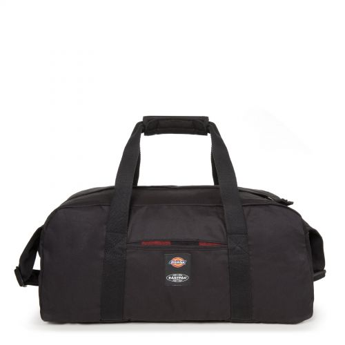 Stand + Dickies Black Luggage by Eastpak - Front view
