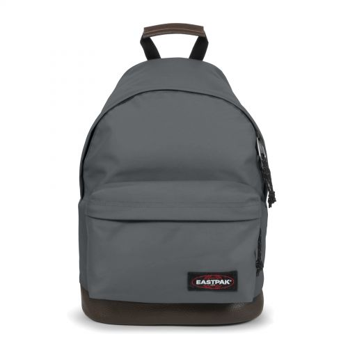 Wyoming Coal Backpacks by Eastpak - Front view