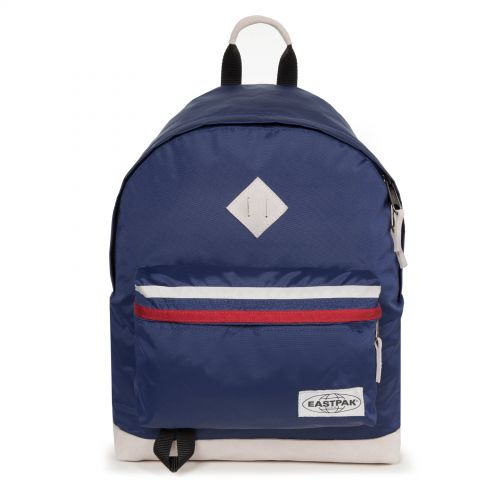Wyoming Into Retro Blue by Eastpak - Front view