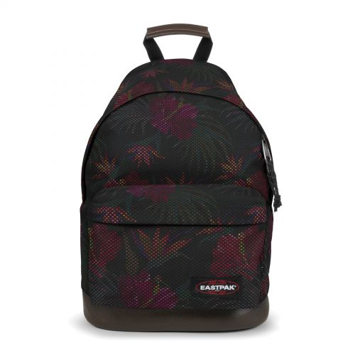 Wyoming Mesh Black Hibiscus Study by Eastpak - view 1