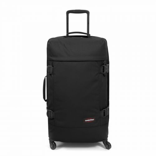 Trans4 M Black Large Suitcases by Eastpak - view 1