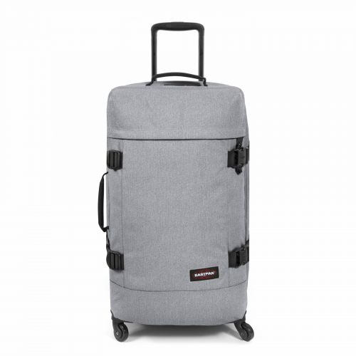 Trans4 M Sunday Grey Large Suitcases by Eastpak - view 1