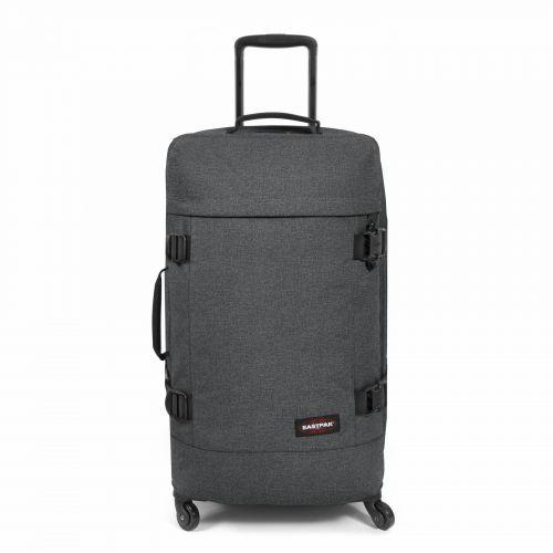 Trans4 M Black Denim Large Suitcases by Eastpak - view 1