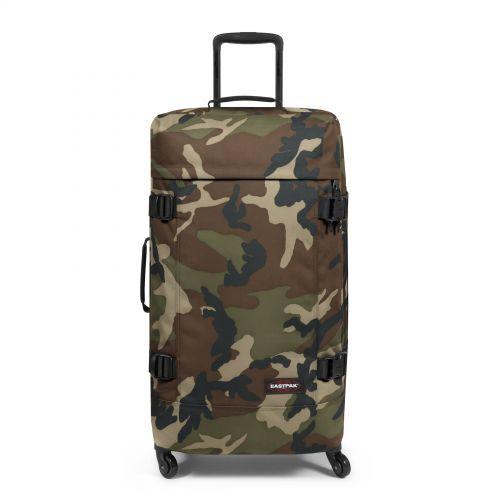 Trans4 L Camo Large Suitcases by Eastpak - view 1