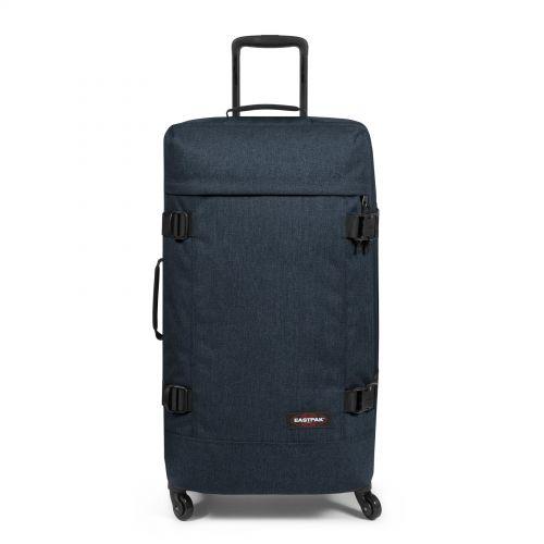 Trans4 L Triple Denim Large Suitcases by Eastpak - view 1