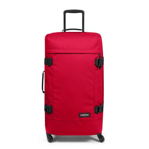 Trans4 L Sailor Red Large Suitcases by Eastpak - view 1