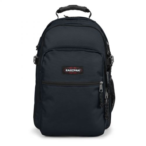 Tutor Cloud Navy Backpacks by Eastpak - Front view
