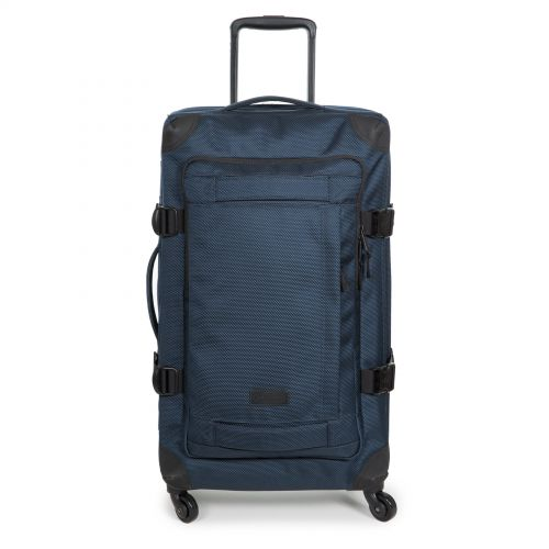 Trans4 CNNCT L Navy Large Suitcases by Eastpak - view 1