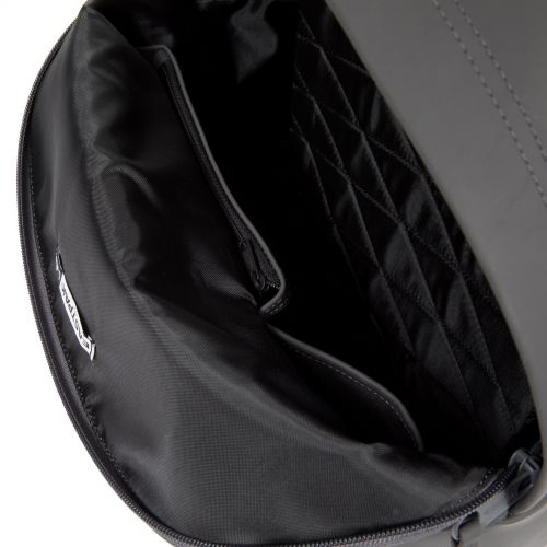 Padded Pak'r® Ath-leather Grey Leather by Eastpak - view 10