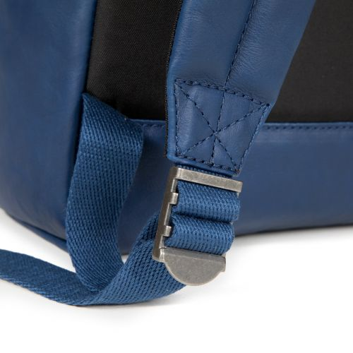 Padded Pak'r® Blue Leather Leather by Eastpak - view 10