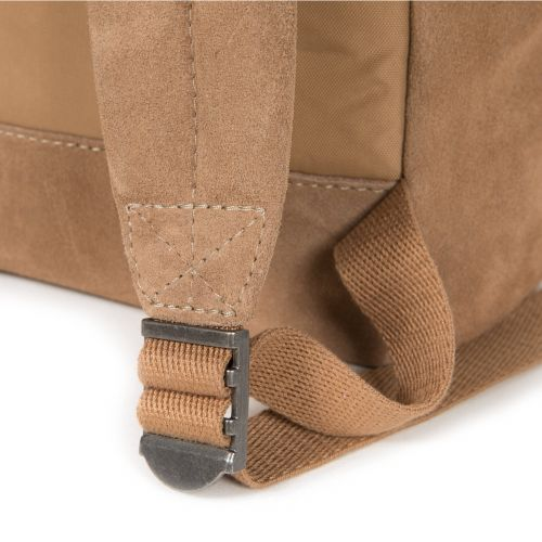 Padded Pak'r® Suede Brownie Leather by Eastpak - view 10